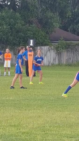 Flag Football-Rachel