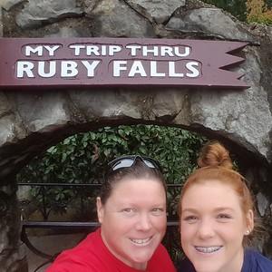 Ruby Falls Tn.