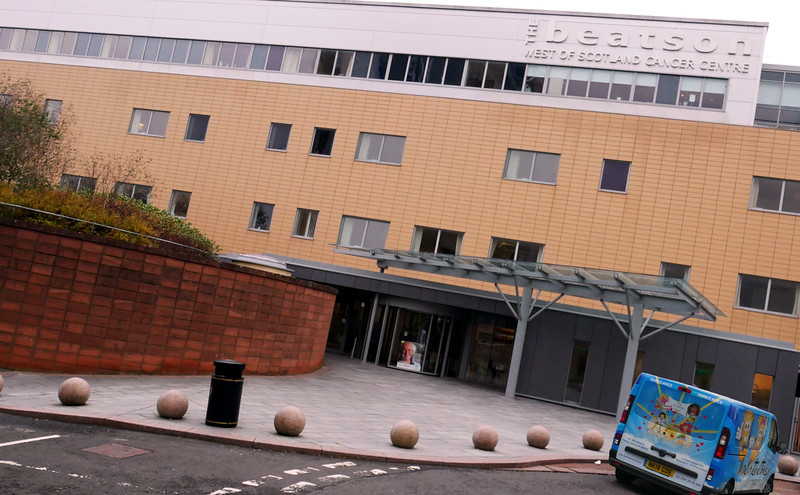 Beatson West of Scotland Cancer Centre in Glasgow