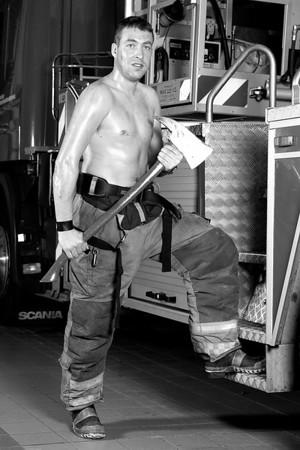 Dagatal / firefighers calendar