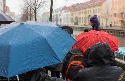 Personaletur Christianshavn og Christiansborg 21.2. 2015