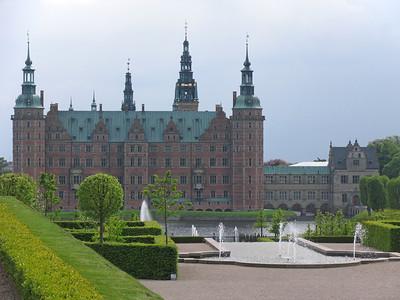 personaleudflugt Frederiksborg Slot maj 2007