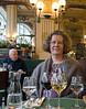 """Jeg er vild med Frankrigs gamle spisehuse i jugendstil.  Her  """"Brasserie du commerce""""  i Besançon..."""