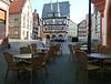 overnatning i Alsfeld med det gamle rådhus