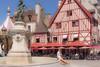 """Le Moulin - restauranten får jeg så ofte spiser """"jamnbon persillé"""".."""