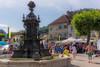 Antikmarked i Poligny