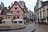Dijon... - i regnvejr!