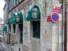 Vi overnattede første nat i Pasteurs fødeby Arbois