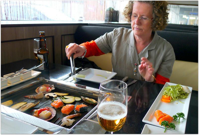 japansk restaurant i Tårnby - gave fra Magnus