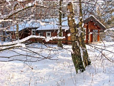 Juleferie 2005 på Sandet