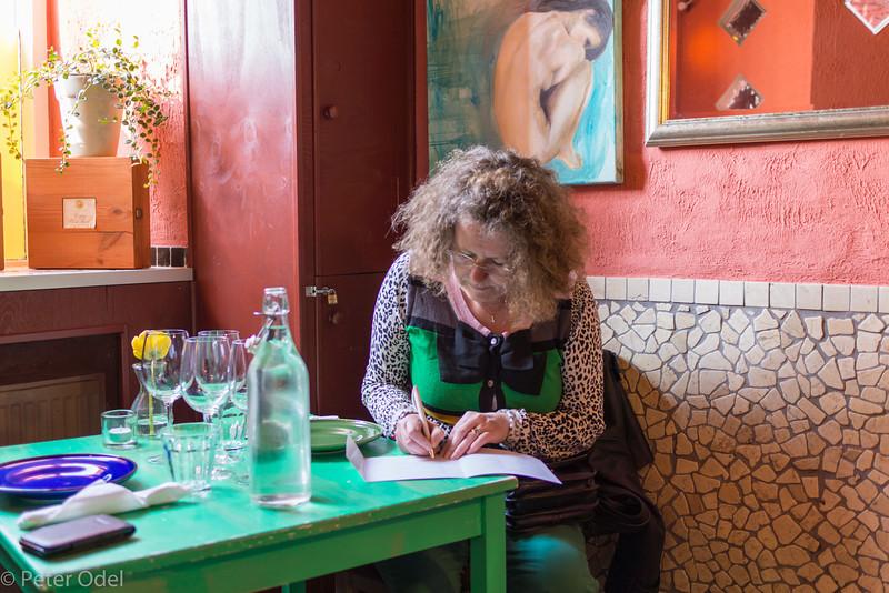 herlige vine og mad i Vespro Vinbar