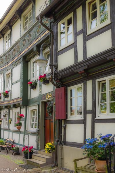 Goslar er en smuk, gammel by