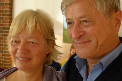 Lises og Jespers sølvbryllup
