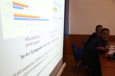 2020 Оны аравдугаар сарын 22. Улаанбаатар хотын түгжрэлийг бууруулах зорилготой Бизнес эрхлэгчдийн Хамтач Холбооноос нийтийн тээврийн гурван шинэ үйлчилгээг танилцуулан өнөөдөр мэдээлэл хийлээ.  ГЭРЭЛ ЗУРГИЙГ Д.ЗАНДАНБАТ/MPA