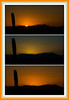 Green Flash sequence - Tucson, Arizona