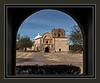 Long tunnel of time - Mission San José deTumacácori, Arizona