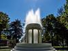 Brooks Memorial Fountain, Marshall, Michigan