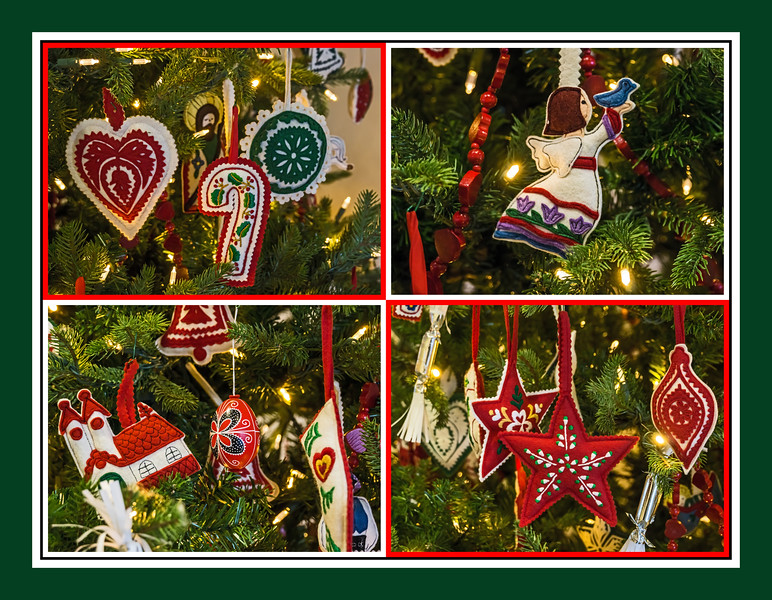 Guess the Country of Origin for These Ornaments