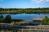 Summer Saturday Morning at Maltby Lake