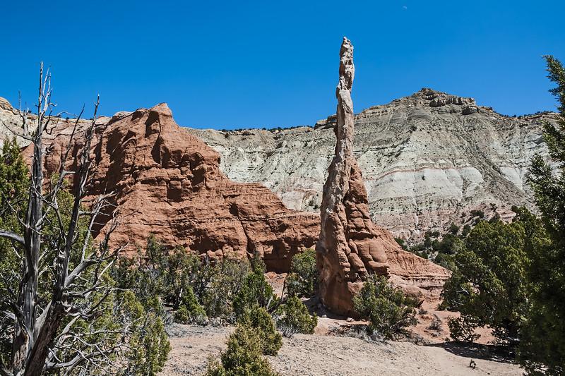 Rock Spire - Kodachrome Basin State Park, Utah