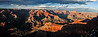 A stitch in time - Panorama of a slice of geologic time, the Grand Canyon