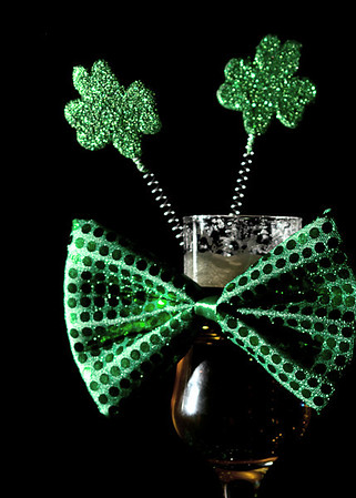 075 Mar 17/11<br /> May the love and protection<br /> Saint Patrick can give<br /> Be yours in abundance<br /> As long as you live.