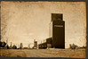 212 Aug 30/11 Grain Elevator on the prairies