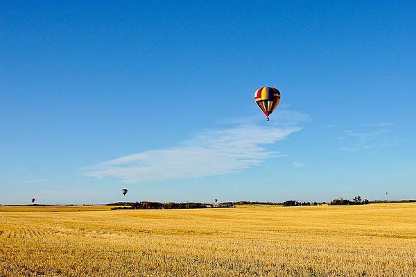 235 Sep 26/11 Prairie Autumn Landscape