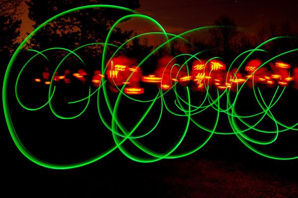 120 May 6/11 Dancing Lights