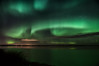 152 Oct 9/12 The Northern Lights were extremely brilliant last night.  Lights were seen through out Canada and the northern USA and the rest of the week looks active if the cloud cover will go away.<br /> <br /> Critique always welcome.