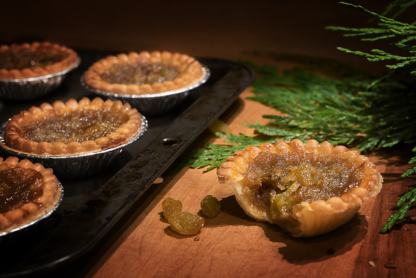 December 12/14 The Christmas baking continues with a Canadian and family tradition, Butter Tarts.