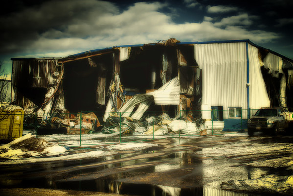 071 Mar 12/13 The Morning After<br /> <br /> p.s. No one was hurt
