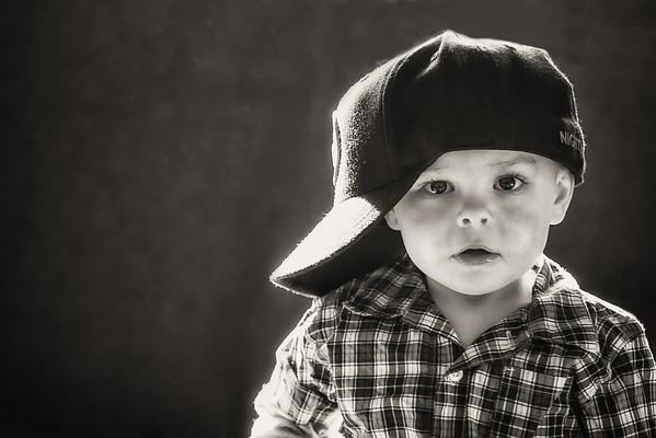 055 Feb 24/13 My little grandson.