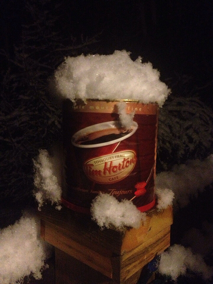061 Mar 2/13 Iced coffee
