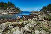 Smuggler Cove Marine Provincial Park, BC, Canada