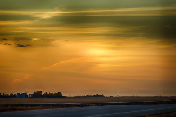 2017-09-16 Praire Sunset