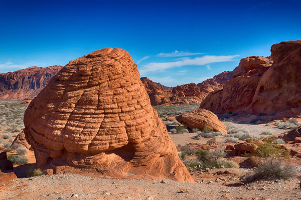 Beehive at Valley of Fire, Nevada