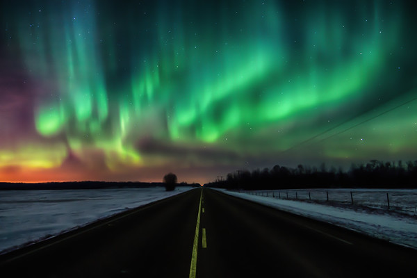 Northern Lights March 1, 2017