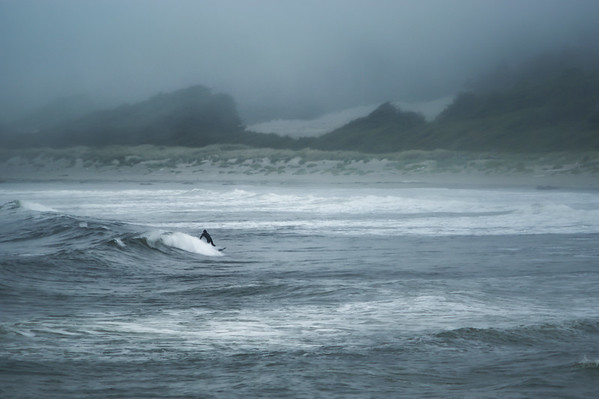 2017-07-25 Surfing in the fog