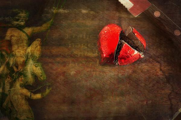 44/365 Heart