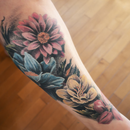 59/365 Favorite Flower
