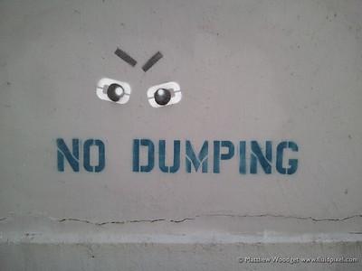 #036 - No dumping?