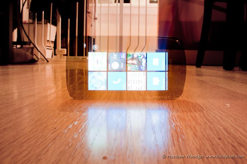 #60 Windows Phone 7 Ghost