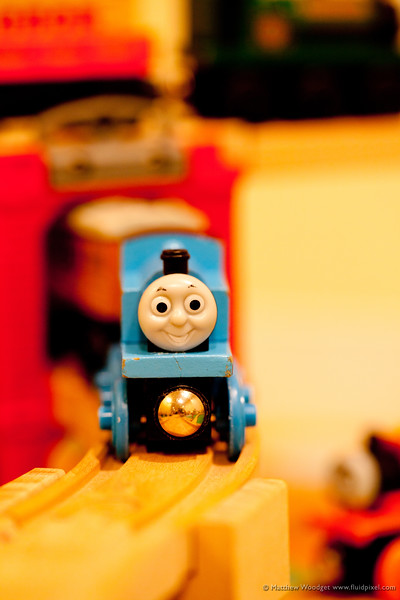 #206 - Thomas and Friends
