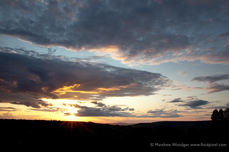 #174 - Stroud Sundown