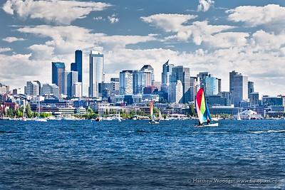 #205 - Seattle Sun Kiss