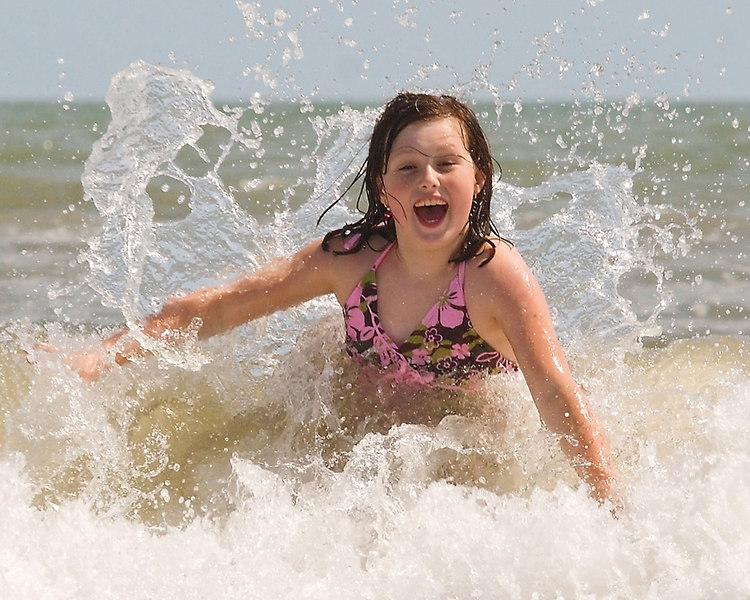 Mary Catherine: April first<br /> Isle Of Palms, South Carolina<br /> <br /> photography by her grandmother<br /> (ginger)<br /> <br /> You can rate this, it was taken yesterday, so I am going to turn on the rating system.