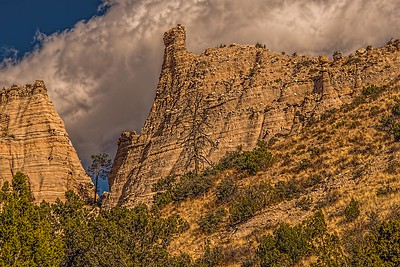 Tent Rocks New Mexico