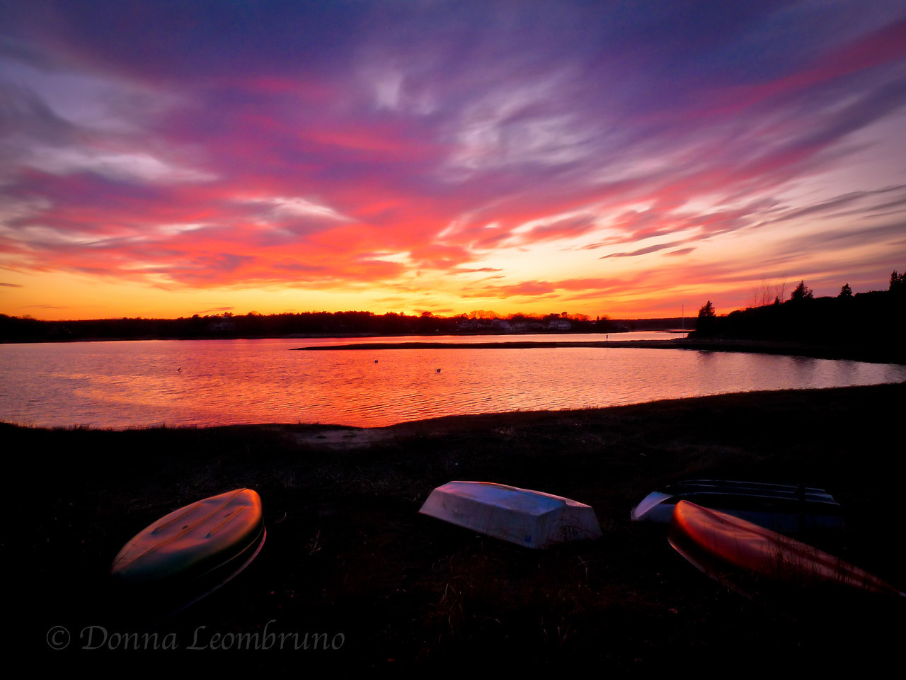 This is shot from a great little sunset spot on the back side of Onset Point.