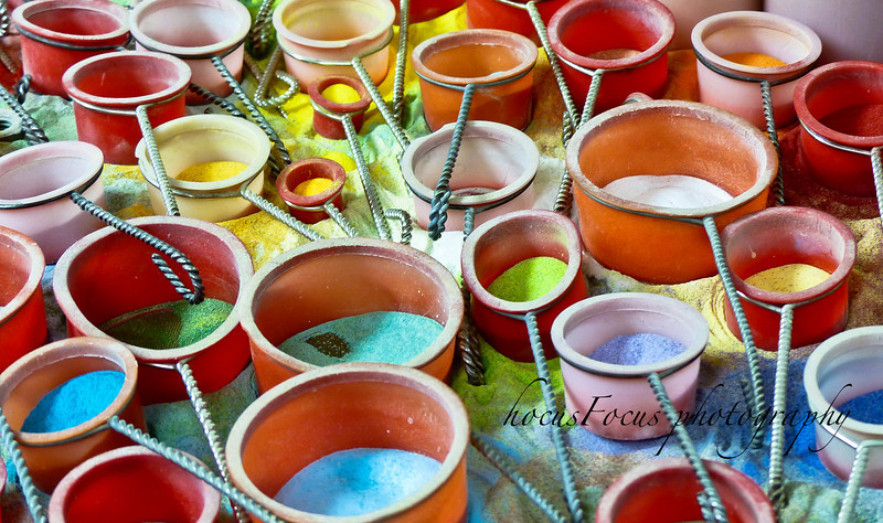 The Artist's Palette<br /> <br /> Pairpoint Glass Company<br /> Sandwich, Ma